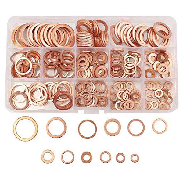 copper ring kit set 270pcs